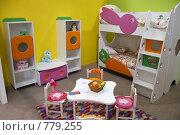 Купить «Детская комната», фото № 779255, снято 21 октября 2018 г. (c) Losevsky Pavel / Фотобанк Лори