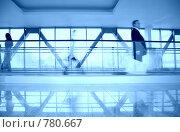 Купить «Голубой эскалатор», фото № 780667, снято 25 марта 2019 г. (c) Losevsky Pavel / Фотобанк Лори