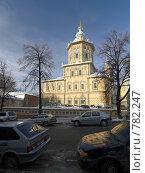 Купить «Казань. Петропавловский собор», фото № 782247, снято 27 января 2009 г. (c) Andrey M / Фотобанк Лори