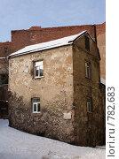 Купить «Самый старый дом в Выборге», фото № 782683, снято 23 февраля 2009 г. (c) Назаренко Ольга / Фотобанк Лори
