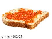 Купить «Бутерброд», фото № 802651, снято 14 февраля 2008 г. (c) Галина Короленко / Фотобанк Лори