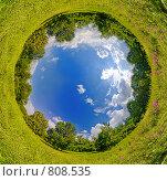 Купить «Сферический мир», фото № 808535, снято 24 февраля 2018 г. (c) Liseykina / Фотобанк Лори
