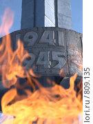Купить «Памятник победы», фото № 809135, снято 21 марта 2009 г. (c) Александр Тараканов / Фотобанк Лори