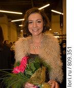 Купить «Татьяна Геворкян», фото № 809351, снято 13 декабря 2008 г. (c) Игорь Калмыков / Фотобанк Лори