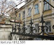 Старый дом. Стоковое фото, фотограф Голов Евгений Эдуардович / Фотобанк Лори
