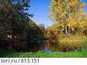 Осень. Стоковое фото, фотограф Павел Власов / Фотобанк Лори