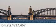 Мост. Стоковое фото, фотограф Виктор Мухин / Фотобанк Лори