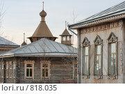 Русская архитектура (2007 год). Стоковое фото, фотограф Сергей Бахадиров / Фотобанк Лори