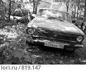 Газ 24 Волга. Старый конь. (2006 год). Редакционное фото, фотограф Кузнецов Сергей / Фотобанк Лори