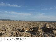 Пляж. Стоковое фото, фотограф Михаил Треусов / Фотобанк Лори
