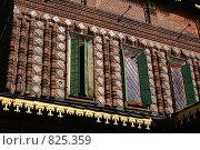 Стена Предтченской церкви в Толчкове. Стоковое фото, фотограф Дмитрий Сузан / Фотобанк Лори
