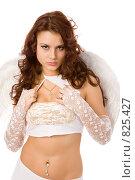 Купить «Красивый ангел», фото № 825427, снято 20 января 2008 г. (c) Валентин Мосичев / Фотобанк Лори