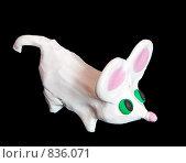 Купить «Пластилиновая мышь», фото № 836071, снято 17 октября 2018 г. (c) Парушин Евгений / Фотобанк Лори
