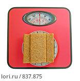 Купить «Строгая диета, или как сбросить лишний вес», фото № 837875, снято 26 апреля 2009 г. (c) Инна Грязнова / Фотобанк Лори