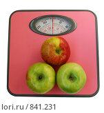 Купить «Яблочная диета или как сбросить лишний вес», фото № 841231, снято 26 апреля 2009 г. (c) Инна Грязнова / Фотобанк Лори