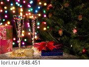 Купить «Новогодняя», фото № 848451, снято 15 ноября 2007 г. (c) Максим Иванов / Фотобанк Лори