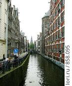 Амстердам (2006 год). Стоковое фото, фотограф Александр Шкарин / Фотобанк Лори