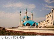 Мечеть Кул-Шариф (2009 год). Стоковое фото, фотограф Балыцкая Екатерина / Фотобанк Лори
