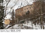 Купить «Чехия. Замок Штернберг», фото № 865379, снято 8 января 2009 г. (c) Лошкарев Антон / Фотобанк Лори