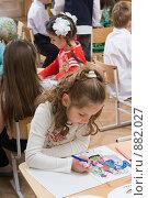 Купить «В детском саду», фото № 882027, снято 5 мая 2009 г. (c) Федор Королевский / Фотобанк Лори