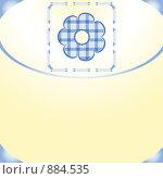 Купить «Фон с красивым орнаментом», иллюстрация № 884535 (c) Наталия Каупонен / Фотобанк Лори