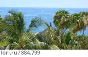 Купить «Морской пейзаж», фото № 884799, снято 16 июня 2007 г. (c) Елена Велесова / Фотобанк Лори