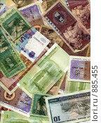 Купить «Китайские бумажные деньги», фото № 885455, снято 24 мая 2019 г. (c) Александр Солдатенко / Фотобанк Лори
