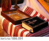 Детали из  православной церкви. Стоковое фото, фотограф ОЛЕГ ШОСТ / Фотобанк Лори