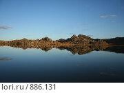Осень на озере Саввушка - Autumn at the Colivan lake. Стоковое фото, фотограф Соловова Валентина Олеговна / Фотобанк Лори