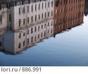 Дома вверх дном (2007 год). Стоковое фото, фотограф Лоза Алексей Анатольевич / Фотобанк Лори