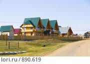 Купить «Байкал, остров Ольхон. Турбаза», фото № 890619, снято 8 сентября 2008 г. (c) Andrey M / Фотобанк Лори