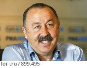 Купить «Валерий Газзаев», фото № 899495, снято 1 июня 2009 г. (c) Vasily Smirnov / Фотобанк Лори