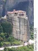 Купить «Греция, Метеоры», эксклюзивное фото № 908291, снято 24 апреля 2009 г. (c) Дмитрий Неумоин / Фотобанк Лори