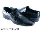 Купить «Мужские ботинки», фото № 909791, снято 4 июня 2009 г. (c) Юлия Сайганова / Фотобанк Лори