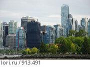 Купить «Ванкувер», фото № 913491, снято 18 мая 2009 г. (c) Олеся Ефименко / Фотобанк Лори