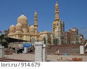 Купить «Мечеть (Александрия)», фото № 914679, снято 25 апреля 2008 г. (c) Игорь Жильчиков / Фотобанк Лори