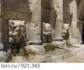 Купить «Фонтан Римонди в городе Ретимно (Греция, остров Крит)», фото № 921343, снято 24 мая 2009 г. (c) Хименков Николай / Фотобанк Лори