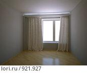Пустая комната. Стоковая иллюстрация, иллюстратор Дмитрий Зубарчук / Фотобанк Лори