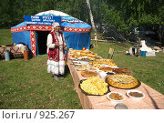 Купить «На празднике сабантуй», фото № 925267, снято 6 июня 2009 г. (c) Талдыкин Юрий / Фотобанк Лори