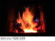 Огонь. Стоковое фото, фотограф Осиев Антон / Фотобанк Лори