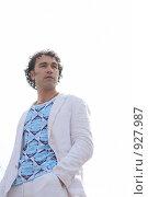 Купить «Тимофей Пронькин, солист группы Hi-Fi», фото № 927987, снято 7 июня 2009 г. (c) Екатерина Воякина / Фотобанк Лори