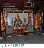 Купить «Буддийский храм», фото № 930759, снято 24 ноября 2008 г. (c) Ivan / Фотобанк Лори