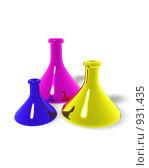 Купить «Лабораторный натюрморт», иллюстрация № 931435 (c) Фальковский Евгений / Фотобанк Лори