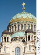 Купить «Купола», фото № 931631, снято 6 июня 2009 г. (c) Олег Трушечкин / Фотобанк Лори