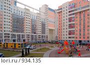 Московский двор (2006 год). Стоковое фото, фотограф Дарья Мирошникова / Фотобанк Лори