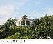 Купить «Ротонда. г.Лениногорск.», фото № 934531, снято 20 августа 2006 г. (c) Булат Каримов / Фотобанк Лори