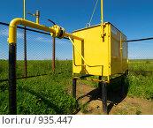 Купить «Газорегулирующая аппаратура», фото № 935447, снято 21 июня 2009 г. (c) Andrey M / Фотобанк Лори