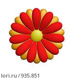 Купить «Цветок», иллюстрация № 935851 (c) Фальковский Евгений / Фотобанк Лори