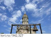 Купить «Храм Знамения в Дубровицах, г.Подольск», эксклюзивное фото № 942327, снято 23 июня 2009 г. (c) Яна Королёва / Фотобанк Лори