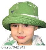 Купить «Портрет маленького мальчика», фото № 942843, снято 22 июня 2009 г. (c) Юлия Подгорная / Фотобанк Лори